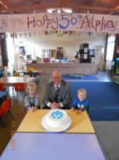MAYOR JOINS 50TH BIRTHDAY CELEBRATIONS OF ALPHA PRE-SCHOOL
