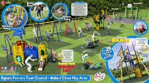 Consultation - New Play Equipment - Mallard Close