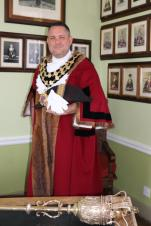 New Mayor for Higham Ferrers