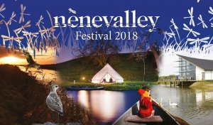 The official launch of Nene Valley Festival