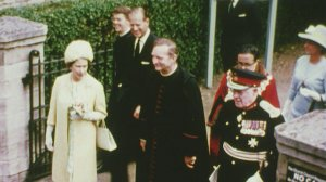 Wonderful footage of the Queen and Prince Philip visiting Higham Ferrers in 1965.