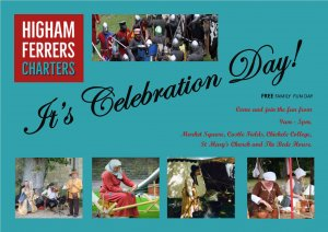 COUNT DOWN TO CHARTER CELEBRATION DAY