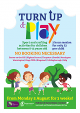 Freedom Leisure: Summer Turn Up and Play Programme