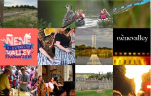 New website to showcase the Nene Valley and annual festival