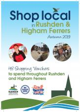 Get your FREE Shop Local voucher booklet