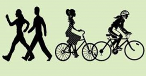 Making Northants a better place for cycling, walking and maintaining social distancing