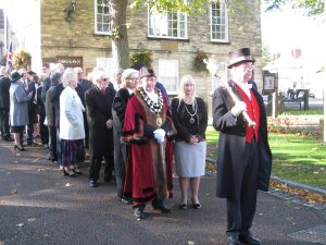 MAYOR'S CIVIC SERVICE